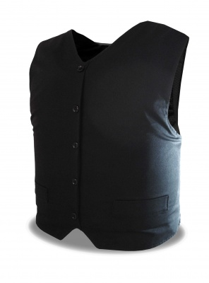 Executive VIP Waistcoat Body Armour NIJ Level IIIA