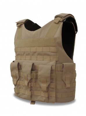 X-1 Tactical Overt Body Armour NIJ IIIA