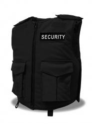 Community Support Vest - NIJ IIIA