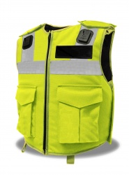 High Visibility Community Support Vest - NIJ II