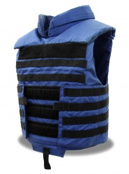 Overt Tactical Body Armour Vest NIJ IIIA