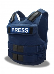 Covert Tactical PRESS Body Armour NIJ IIIA