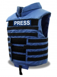Overt Tactical PRESS Body Armour Vest NIJ IIIA