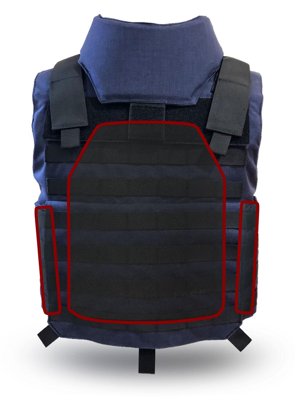 vest body armor lrg 1571 battle